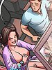 Lick it for me, I love your tongue - Spy games 2 by jab comix