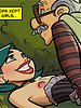 Debi found herself enjoying her control even more - Housework by jab comix